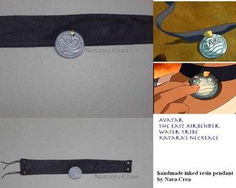 Water Tribe Katara's necklace