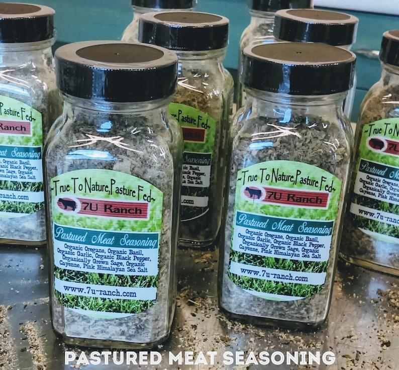 Sage Sausage Seasoning for Pastured Pork