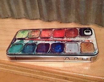 Watercolor Set iPhone SE case, iPhone 5s Case Apple iPhone 5 cover, iPhone 6s case, iPhone 6 plus case, iPhone 7 case