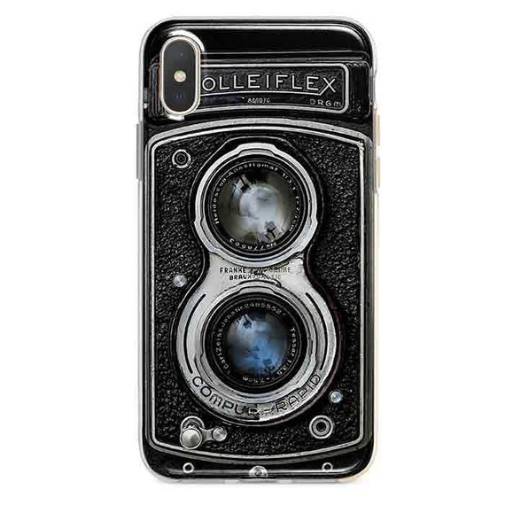 Iphone X Case Vintage Camera Iphone Xs Cases Iphone Xs Max Etsy