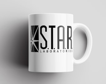 Star Labs Mug   White Mug   Black Mug