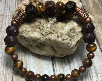 Tiger Eye S Meaning Etsy