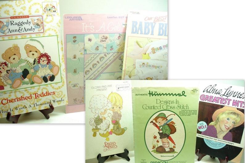 motifs pour bébé enfants poupée vêtements Télécharger TRICOT /& CROCHET 2000