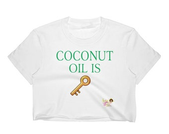 Coconut Oil Is Key Crop Top