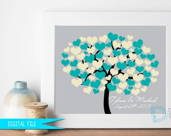 Wedding Tree Guest Book, Wedding Guestbook, Wedding Guest Book Tree, Wedding Guest Book, Signature Tree, Alternative Wedding Guestbook
