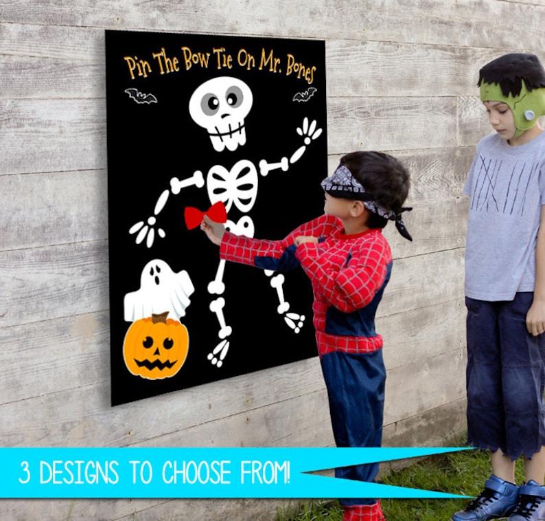 Halloween Party Game Kids Halloween Game Halloween image 0