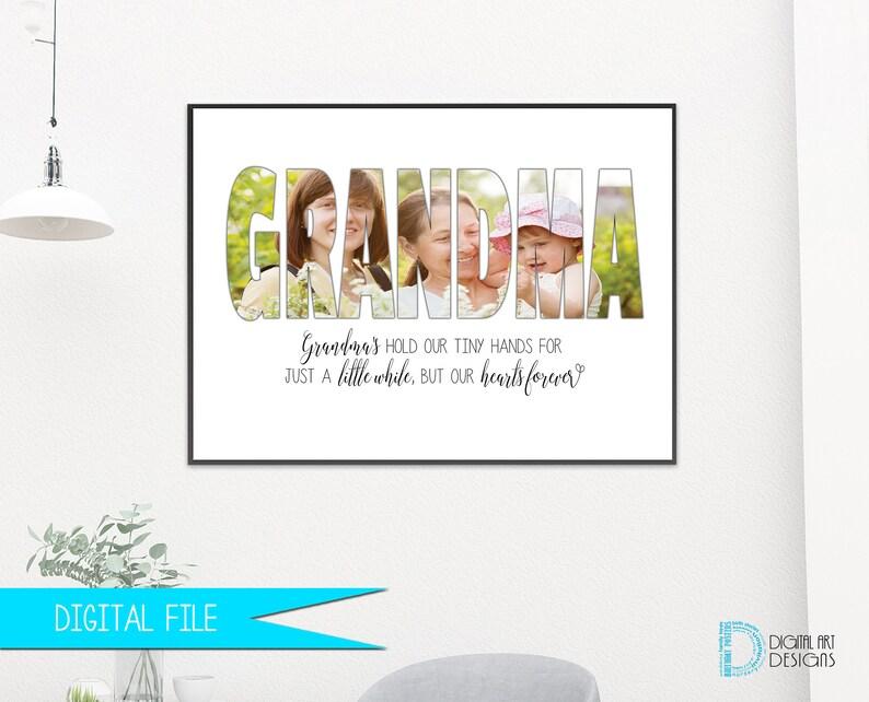 Grandma Gift Gift for Grandmother Christmas Gift for image 0