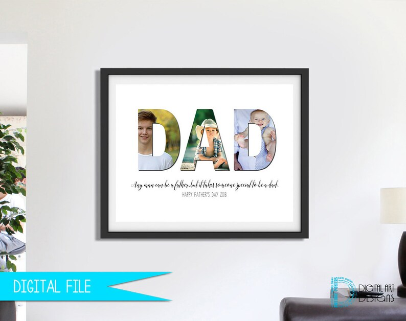 Gift for Dad Gift for Father Christmas Gift for Him Photo image 0