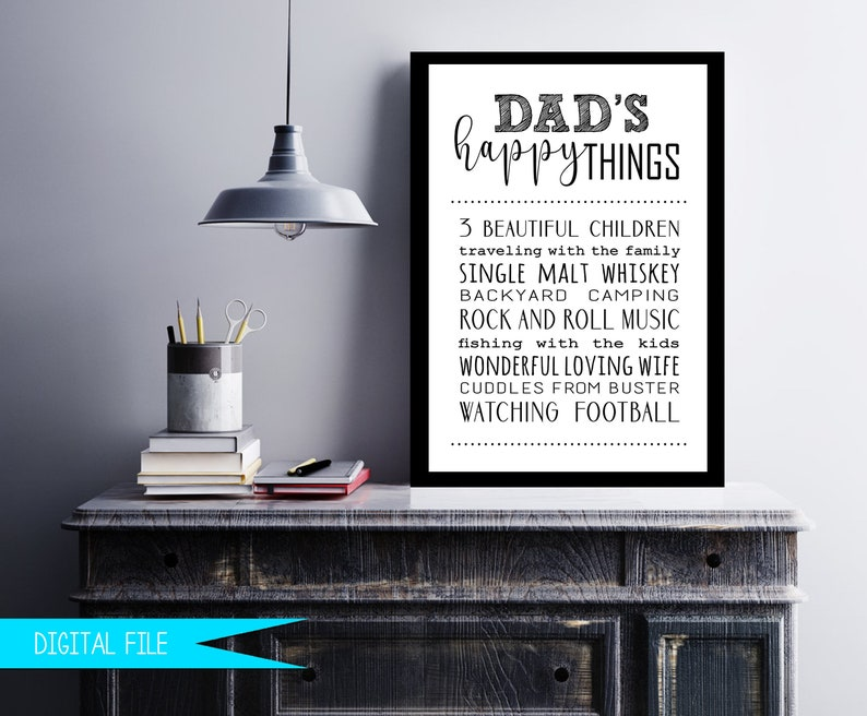 Gift for Dad Gift for Father Gift for Dad Dads Favorite image 0