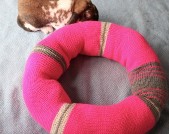 Small-Medium Size Hand-knitted Ugli Donut