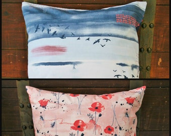 Gifts For Her, Throw Pillow Cover, Organic Throw Pillow Covers, Decorative Pillow Cover, Sofa Pillow Cover, Gifts for Mom, Pillow Slipcover