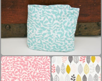 Organic Crib Sheet, Mini Co-Sleeper, Co-Sleeper, Pack n Play, Mini Crib Sheet, Fitted Crib Sheet, Toddler Sheet, Flannel Crib Sheet