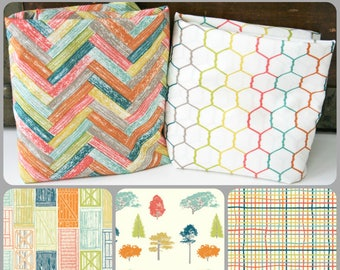 Organic Crib Sheet, Mini Crib, Mini Co-Sleeper, Co-Sleeper, Pack n Play, Fitted Crib Sheet, Organic Toddler Sheet, Organic, Farm Fresh