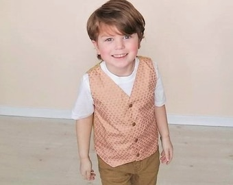 Boys Vest, Organic Children's Clothing, Organic Boys Clothing, Mommy and Me, Haiku, Toddler Boy Clothing, Boy's Cloths, Cotton
