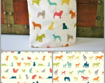 Organic Crib Sheet, Mini Crib, Mini Co-Sleeper, Co-Sleeper, Pack n Play, Fitted Crib Sheet, Organic Toddler Sheet, Organic, Farm Fresh, Cats