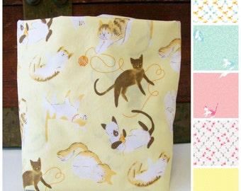 Organic Crib Sheet, Neutral, Mini Co-Sleeper, Co-Sleeper, Pack n Play, Mini Crib, Crib Sheet, Organic, Cattitude, Kitties, Cats, Cat