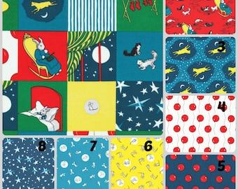 Good Night Moon: Organic Crib Sheet, Mini Co-Sleeper, Co-Sleeper, Pack n Play, Mini Crib, Fitted Crib Sheet, Moon, Cows, Mice, Balloons