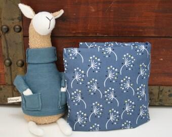 Organic Crib Sheet: Mini Co-Sleeper, Co-Sleeper, Pack n Play, Mini Crib, Fitted Crib Sheet, Anya, Dandelions, Organic, Toddler Sheet