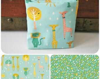 Organic Crib Sheet, Mini Co-Sleeper, Co-Sleeper, Pack n Play, Mini Crib Sheet, Happy Town, Giraffes, Lions, Safari Crib Sheet, Toddler Sheet