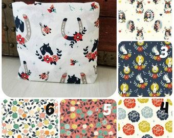Organic Crib Sheet, Mini Crib, Mini Co-Sleeper, Co-Sleeper, Pack n Play, Travel Crib Sheet, Organic, Toddler Sheet, Tall Tales, Floral