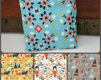 Organic Crib Sheet, Mini Co-Sleeper, Co-Sleeper, Pack n Play, Mini Crib, Toddler Sheet, Organic,  Wildland, Floral, Teepees, Arrows