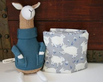 Organic Crib Sheet, Mini Co-Sleeper, Co-Sleeper, Pack n Play, Mini Crib, Fitted Crib Sheet, Organic Toddler Sheet, Lambs, Organic, Sheep