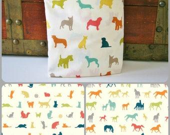 Organic Crib Sheet, Mini Crib, Mini Co-Sleeper, Co-Sleeper, Pack n Play, Fitted Crib Sheet, Organic Toddler Sheet, Organic, Farm Fresh, Cats