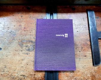Pocket calendar 2021,  medium with name imprinted