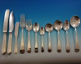 Louis XIV by Towle Sterling Silver Pasta Server Custom Made HHWS