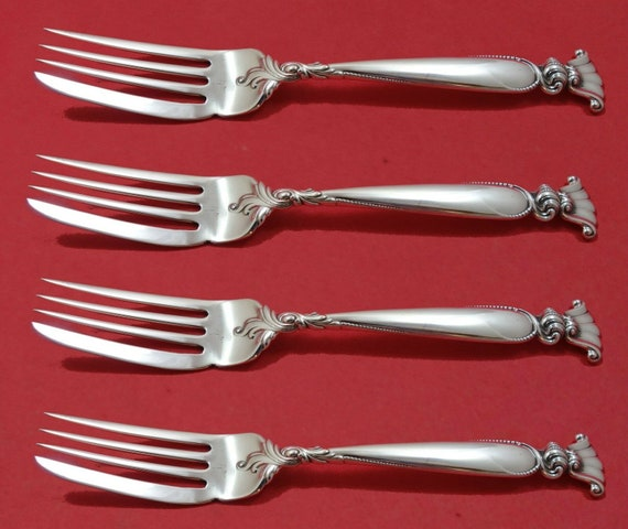 Grande Baroque by Wallace Sterling Tomato Server HHWS Custom Made
