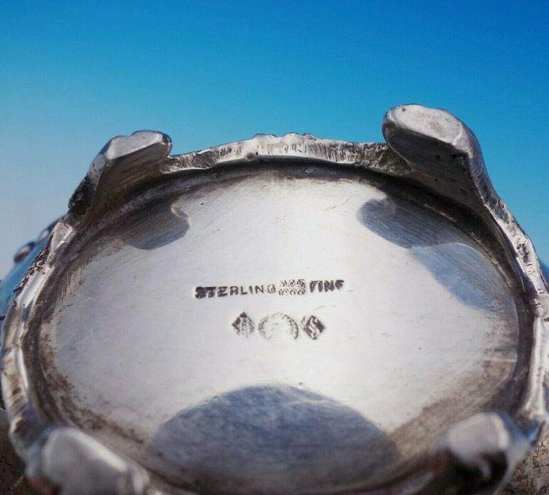Schofield Sterling Silver Salt Dip  Salt Cellar Master 2.83 Ozt. #3561