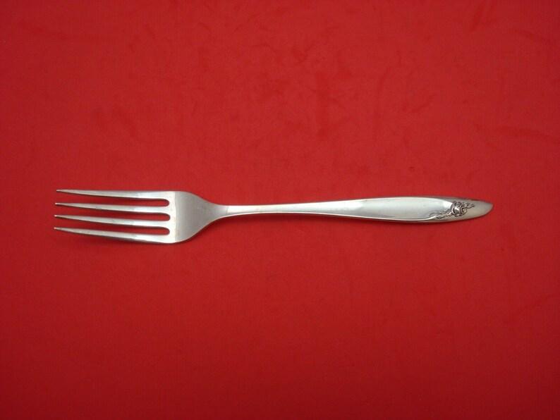 Eternal Rose by Alvin Sterling Silver Regular Fork 7 14