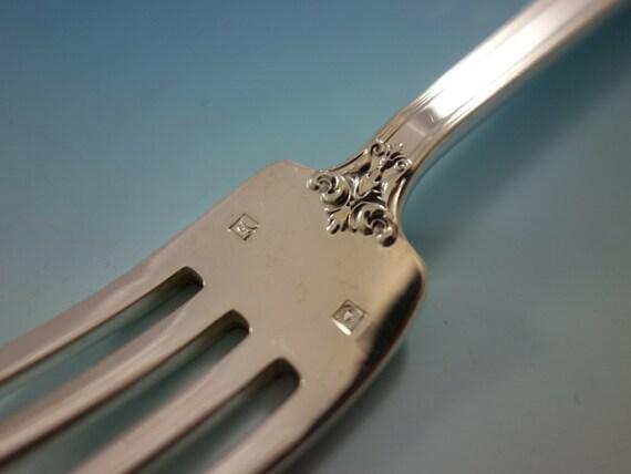 Tuttle Onslow Sterling Silver Salad Fork WJC