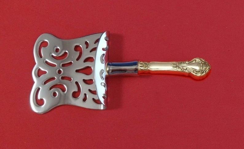 Royal Dynasty by Kirk-Stieff Sterling Silver Petit Four Server HHWS  Custom 6