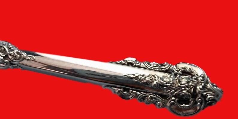 Grande baroque par Wallace argent sterling Punch louche 13 3/4 HHWS fait sur mesure