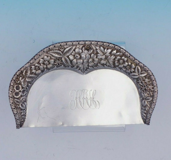 Repousse by Jacobi and Jenkins Dust Pan Crumb Tray