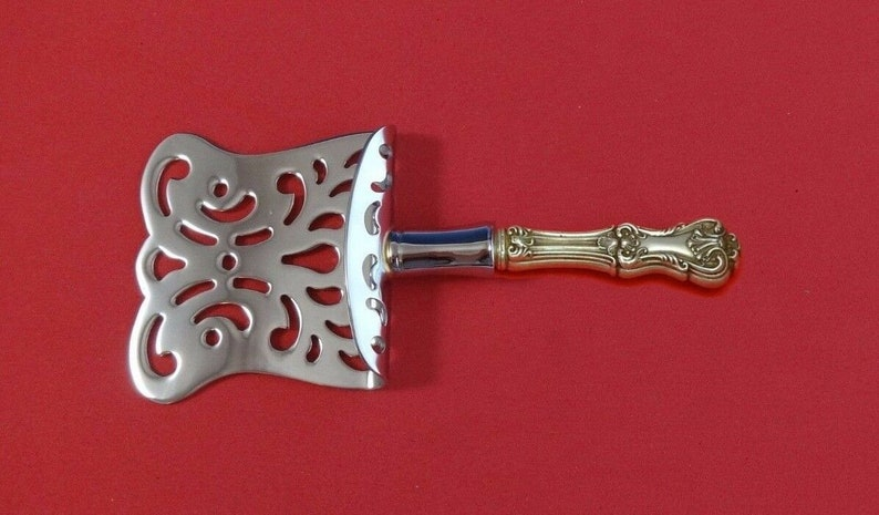 Federal Cotillion by Frank Smith Sterling Silver Petit Four Server HHWS  Custom