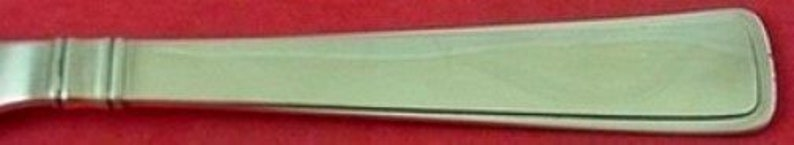 Olympia by Cohr Sterling Silver Baby Food Pusher Custom Made To Order