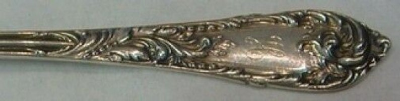 Romaine by Reed /& Barton Sterling Silver Regular Fork 7 18
