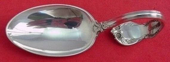 Old Master By Towle Sterling Silver Infant Feeding Spoon 5 12 Custom