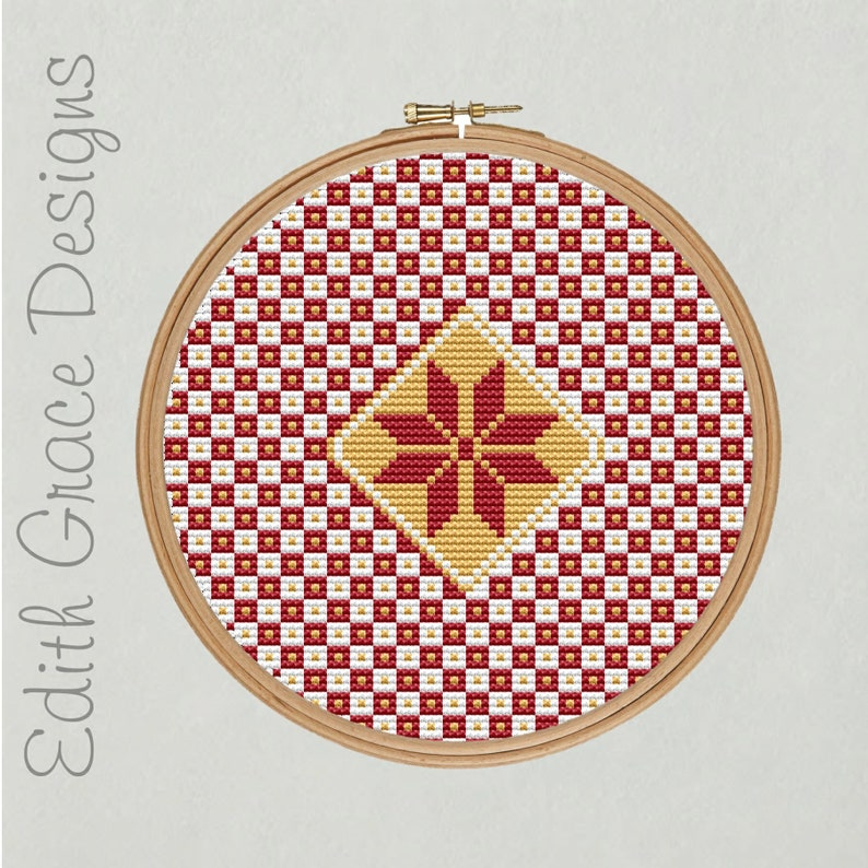 Christmas Cross Stitch Pattern image 0
