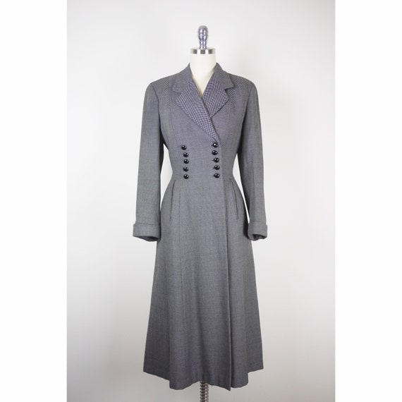 RESERVED VINTAGE 1930s 1940s Tailored Double breas