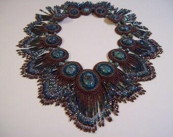 Scarab Collar
