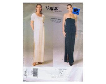 35a3a77353513 Vogue Patterns - Lauren Sara - Vogue Maternity Designer - Vogue 1689 Uncut Sewing  Pattern