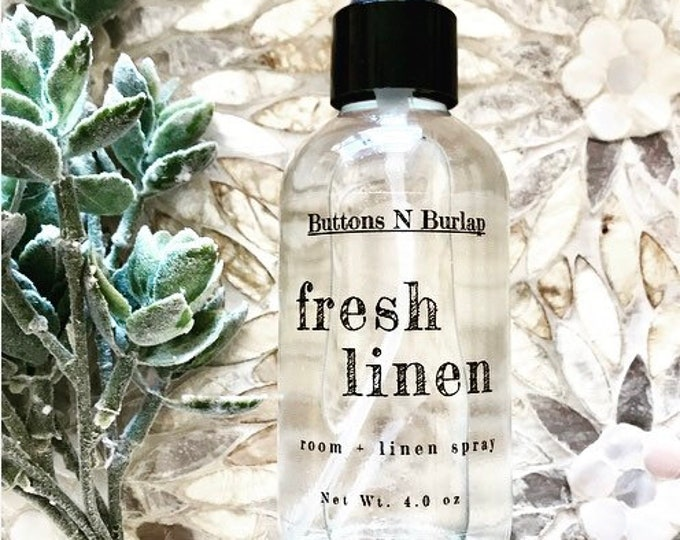 LINEN SPRAY- Fresh Linen