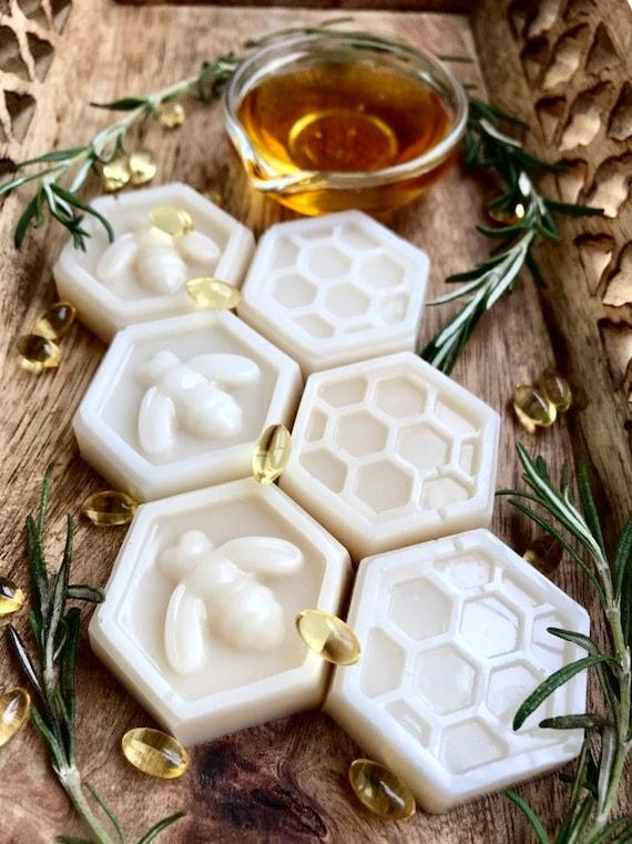 MILK N HONEY- Honeycomb Set of 6