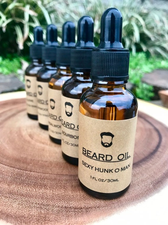 BEARD OIL- 5 Scents