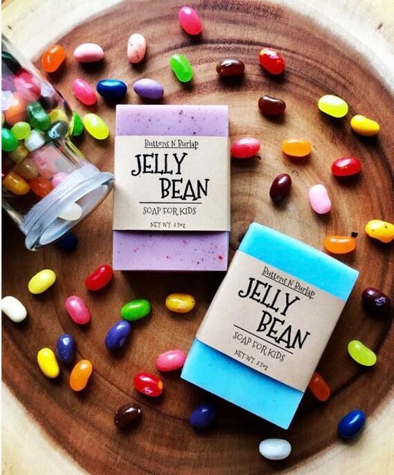 JELLYBEAN- Soap For Kids