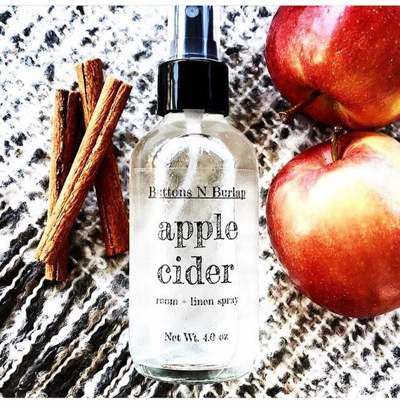 LINEN SPRAY- Apple Cider