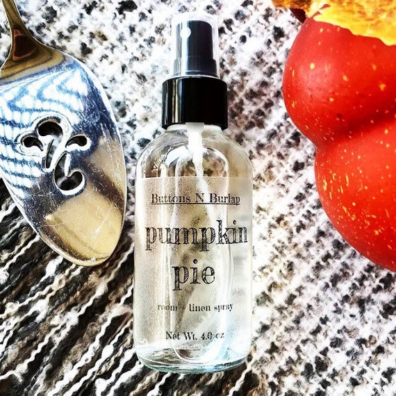 LINEN SPRAY- Pumpkin Pie